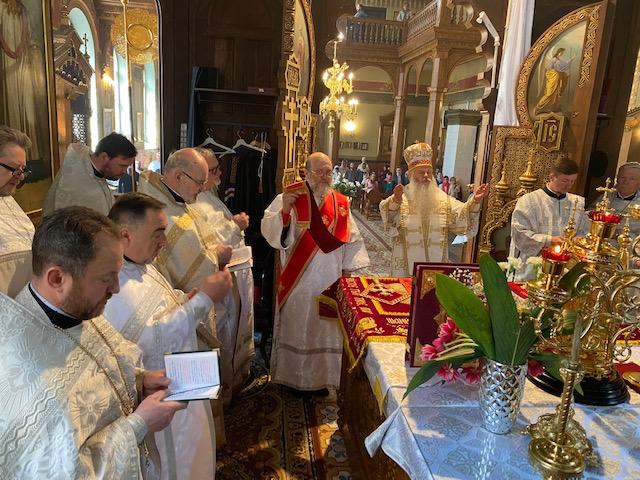 Konferencja duchowieństwa diecezji łódzko-poznańskiej