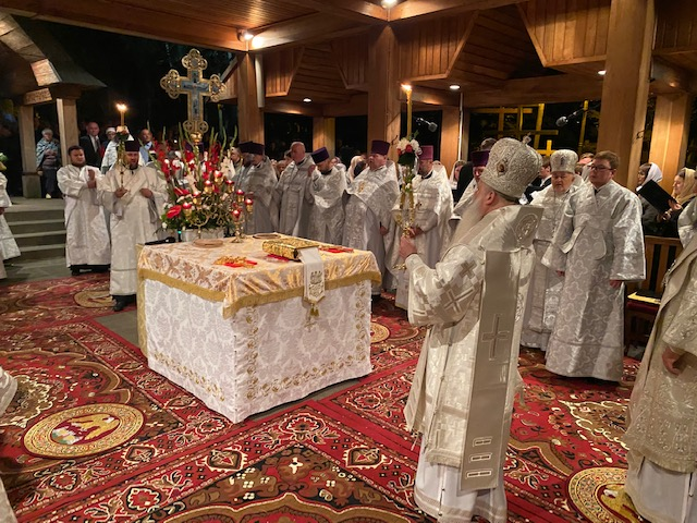 Święto Przemienienia Pańskiego na Św. Górze Grabarce