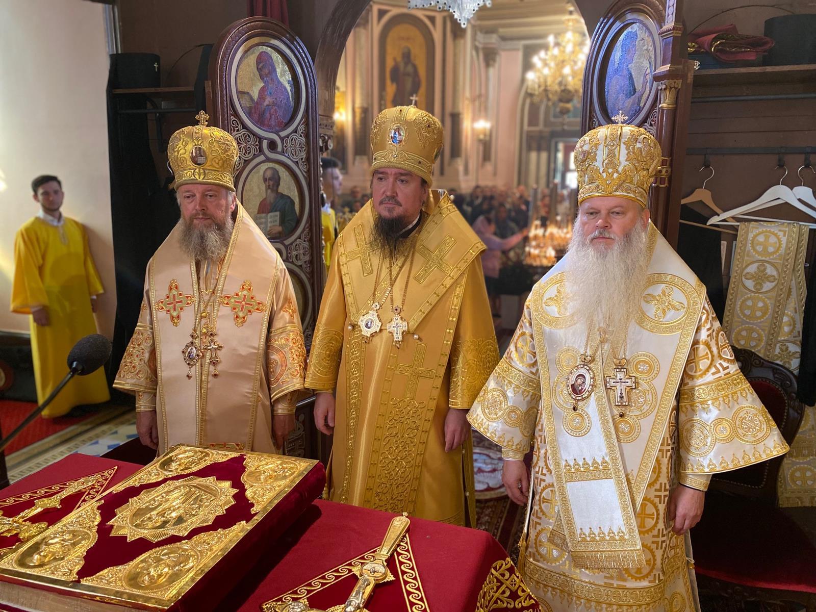 Święto Patronalne Katedry Diecezji Łódzko-Poznańskiej św. Aleksandra Newskiego