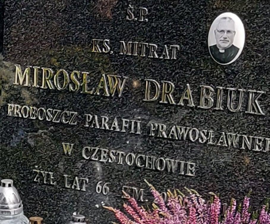 Pamięci Ojca Mirosława Drabiuka